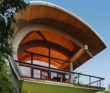 Distributor Jual Atap Lengkung Kanopi Lengkung Zincalume